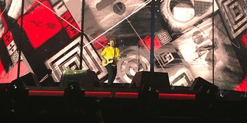 Ed Sheeran - You Need me I don't need you | Divide Tour | São Paulo - Brasil (28/05/17) 4K