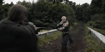 Brienne de Tarth contra Jaime Lannister | Juego de Tronos Español HD