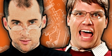 Steve Jobs vs Bill Gates. (Subtítulos en Español). Epic Rap Battles of History Season 2.