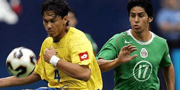 Colombia 2-1 México | Copa Oro 2005 (Cuartos de Final)
