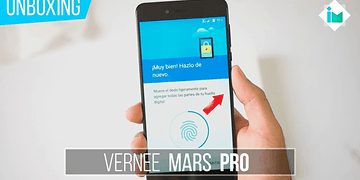 Vernee Mars Pro 6 GB RAM - Unboxing en español