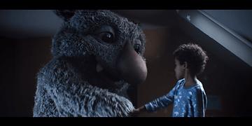 John Lewis Christmas Ad 2017 - #MozTheMonster