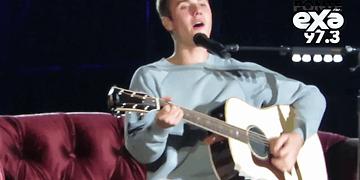 Justin Bieber - Cold Water (Purpose Tour Monterrey)