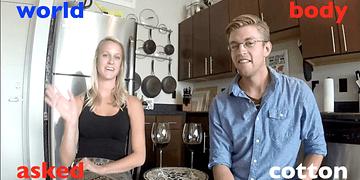 20 palavras difíceis em inglês com a minha esposa | Dica #6
