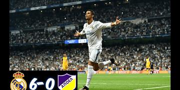 Real Madrid vs Apoel 6-0 Resumen Goles | Fase de Grupos | Champions 2017-2018