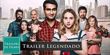 Doentes de Amor (The Big Sick 2017) Trailer Legendado