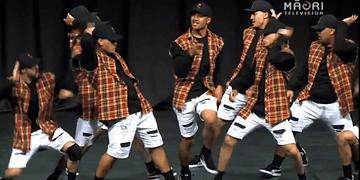 Nacionais de 2017 - Grupo de dança Kingsmen