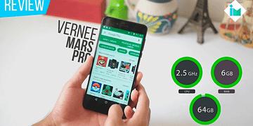 Vernee Mars Pro - Review en español