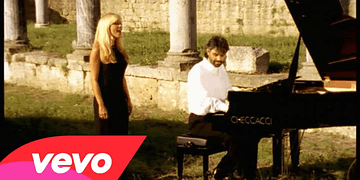 Andrea Bocelli - Vivo Por Ella - Live From Piazza Dei Cavalieri, Italy / 1997