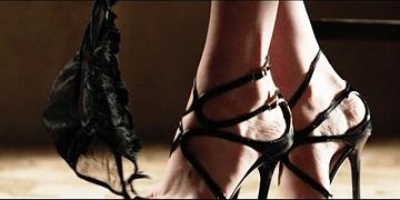 Fifty Shades Darker: Take 'Em Off Sexy Movie Clip - Dakota Johnson