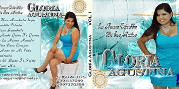 TE HAZ MARCHADO LEJOS / GLORIA AGUSTINA / ÉXITOS 2014
