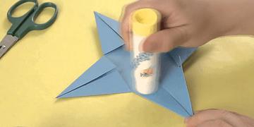 Como fazer uma estrela para enfeitar sua árvore de Natal
