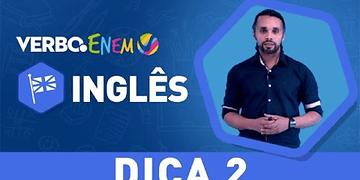 DICAS PARA O ENEM - Inglês - Falsos Cognatos