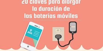 20 Consejos para Aumentar la Batería de tu Teléfono Móvil Celular