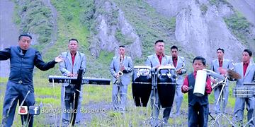 Banda Orquesta Bella Paseñita ▷ No vales nada (2015) Studio Rely✓