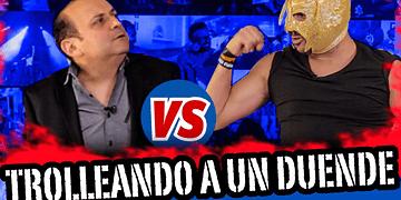 Lalo España vs Súper Escorpión Dorado