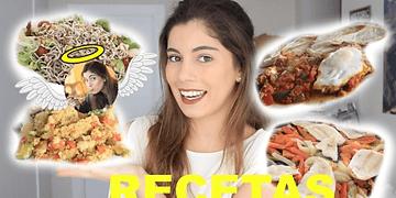 Recetas sanas, fáciles y riquísimas