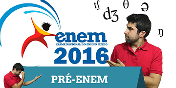 ENEM 2016 - Dicas de Inglês - Teacher Alex - Do IT