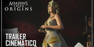 Assassin's Creed Origins: Trailer Cinemático - Gamescom