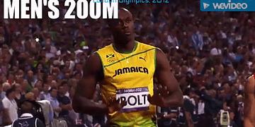 Usain Bolt : 9 Medalhas Olimpiadas de Ouro