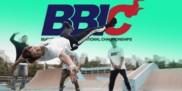 Grupos de Bboys participantes do BBIC 2017 | YAK x JINJO