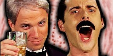 Frank Sinatra vs Freddie Mercury. (Subtítulos en Español). Epic Rap Battles of History Season 2.
