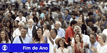 Campanha de Fim de Ano da Globo 2017 [clipe completo]