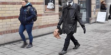 VIdeo gracioso DE BROMAS de TERROR EN LA CALLE | Funny videos para reir 2017