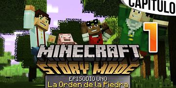 MINECRAFT: STORY MODE   Ep. 1 Cap. 1 SOMOS LA ORDEN DEL CERDO   Gameplay en Español