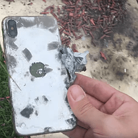 DESTRUYENDO el IPHONE X