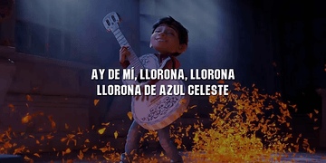 Llorona | Letra | Angélica Vale, Marco Antonio Solís (Disney Pixar's Coco)