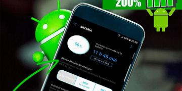 Ahorrar bateria en Android 2017 Sin aplicaciones