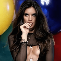 Christmas special videos of the top super models!