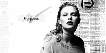 Taylor Swift - Gorgeous (Lyric Video)
