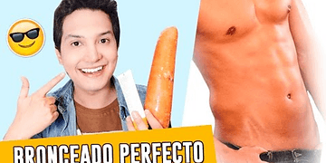 HOW TO GET PERFECT SUN TAN AT HOME USING CARROTS | AndyZaturno