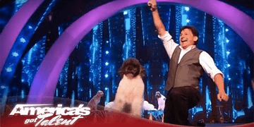 OLATE DOGS - America's Got Talent