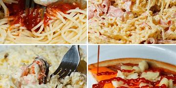 🤔¿Has cometido alguno de estos pecados culinarios?