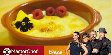 Crème Brûlée | Recetas de MasterChef México 2016