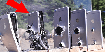 Top 5 FORMAS MÁS VIRALES DE DESTRUIR UN IPHONE