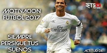 Cristiano Ronaldo● MOTIVACION FUTBOL 2017● Siempre persigue tus sueños