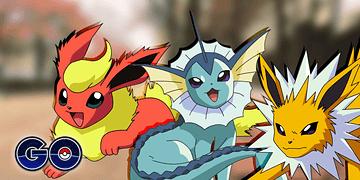 Como escolher a evolução do Eevee! | Pokémon GO