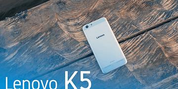 Lenovo K5, análisis en español