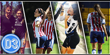 THIS YOUNG CHIVAS STRIKER IS BREAKING THE INTERNET IN MEXICO | Meet Norma Palafox ★ D3D2