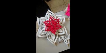 Enfeite estrela para árvore de natal #facil