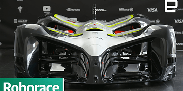 Roborace | First Look | MWC 2017